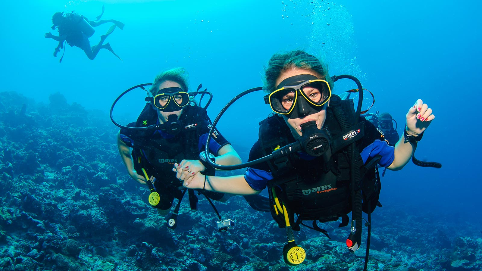 Padi open water diver scuba diver courses maldives - Dive in scuba ...