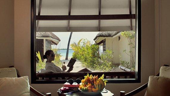 Reserve Beach Villas Kihaa Maldives Resort