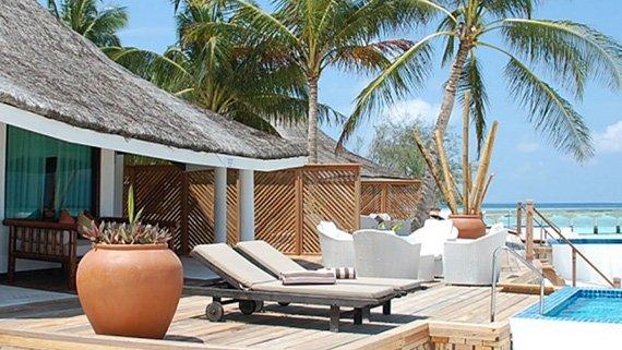 Kihaa Maldives Resort Villas