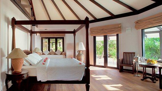 Lagoon Villa Kihaa Maldives Resort