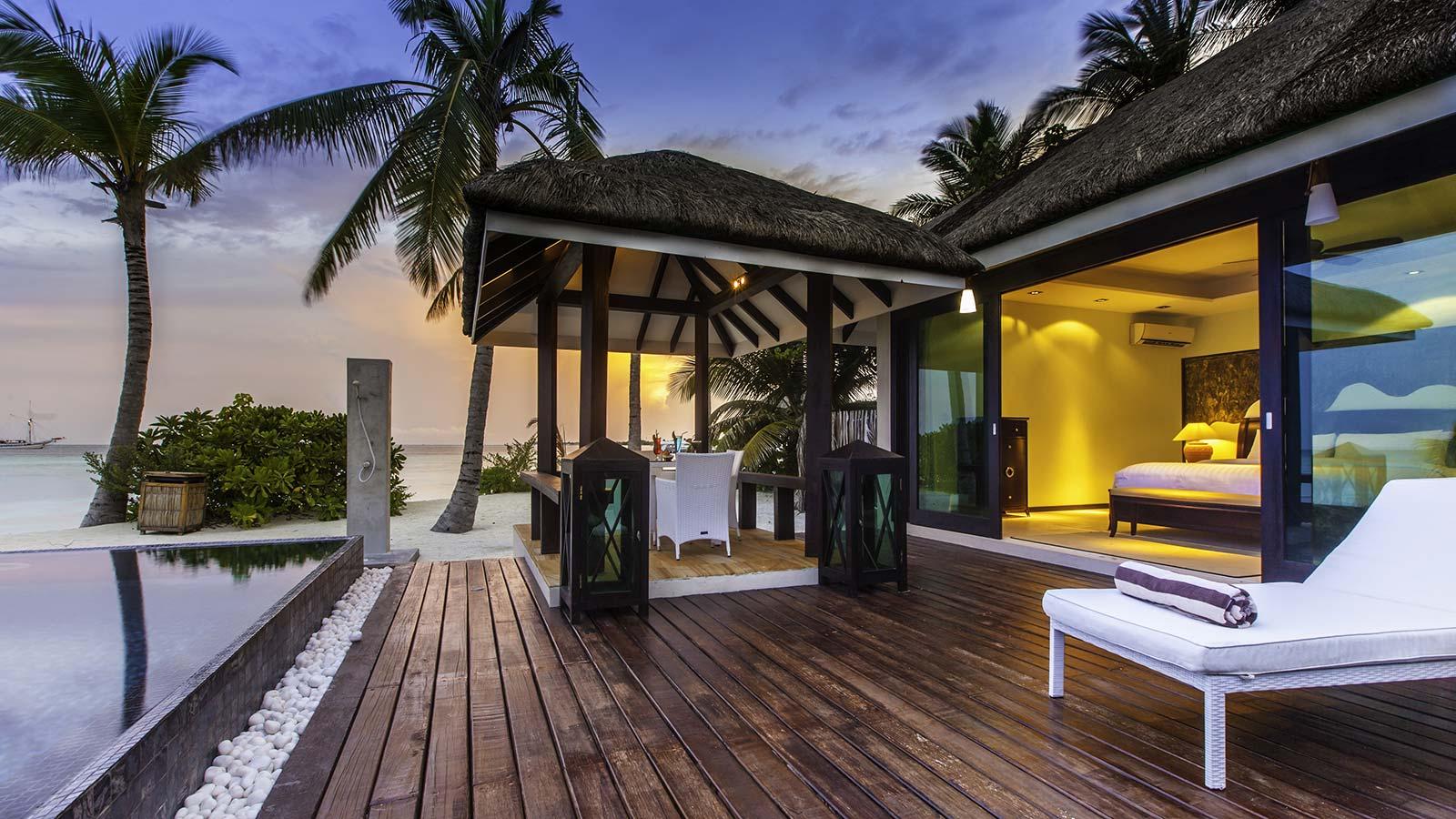 Kihaa Maldives Accommodation