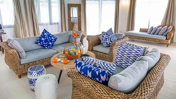 Kihaa Maldives Water Suite