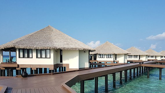 Kihaa Maldives Water Villa