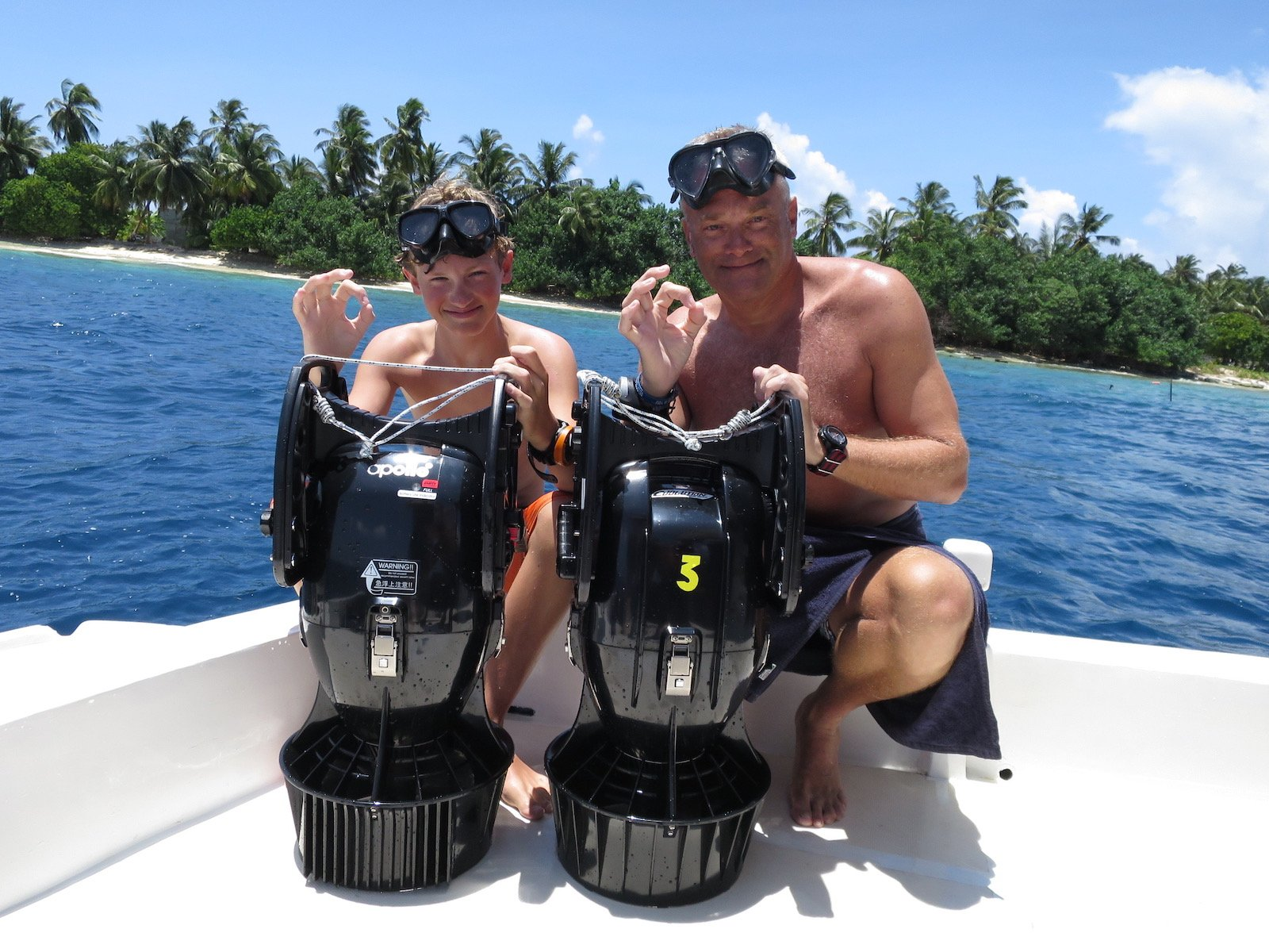 Specialty courses and becoming a Master Scuba Diver