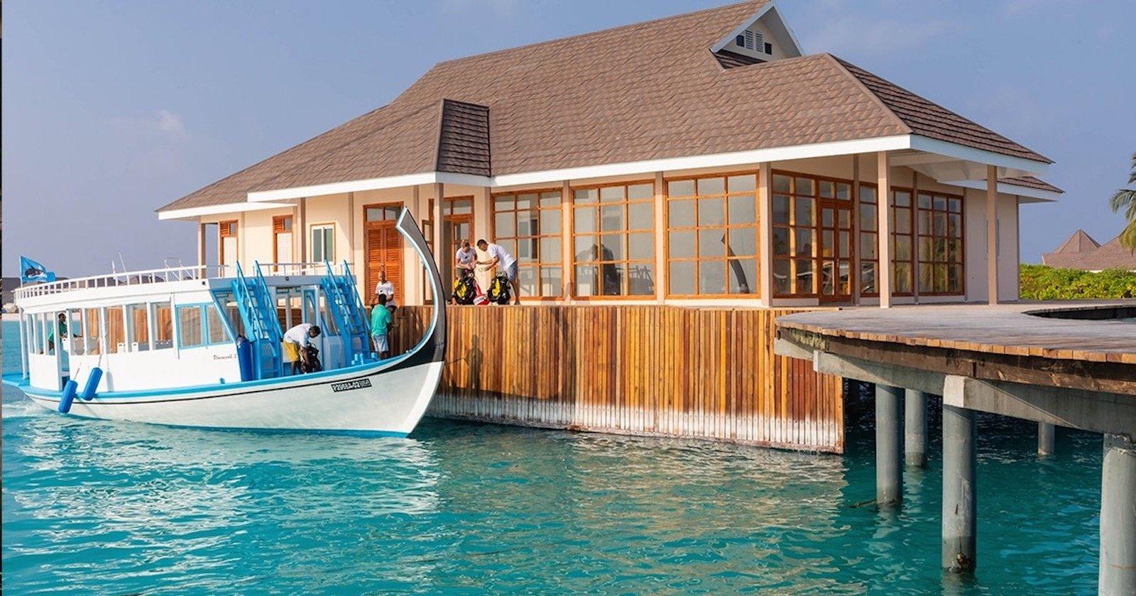 Boats of the Maldives